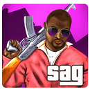 San Andreas American Gangster 3D APK