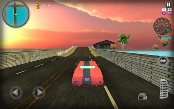 San Andreas American Gangster 3D screenshot 3