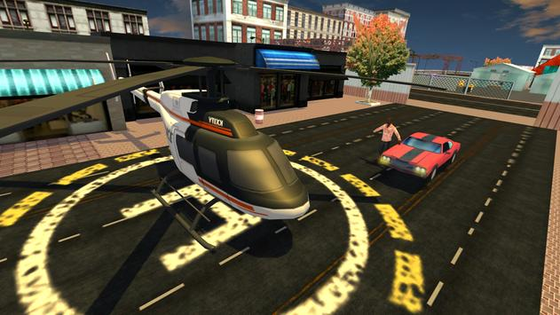 San Andreas American Gangster 3D screenshot 1
