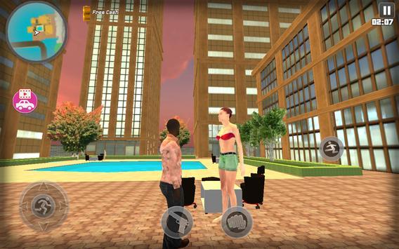 San Andreas American Gangster 3D screenshot 5