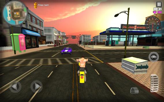 San Andreas American Gangster 3D screenshot 8