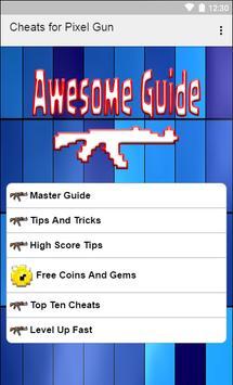 Coins For Pixel Gun 3D Cheats screenshot 2
