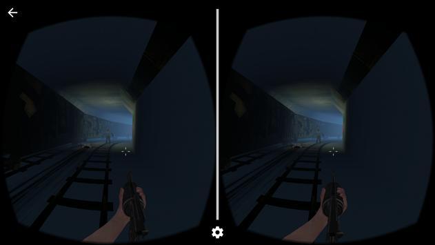VR HORROR TUNNEL apk screenshot