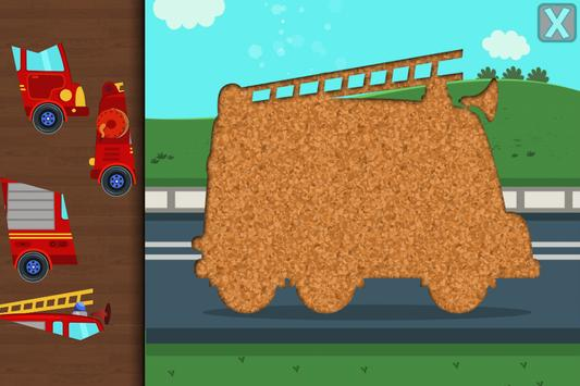 Cars & Trucks Jigsaw Puzzle for Kids apk screenshot