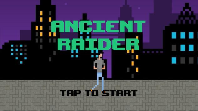 Ancient Raider poster