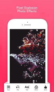 Pixel Explosion Photo Effects apk screenshot