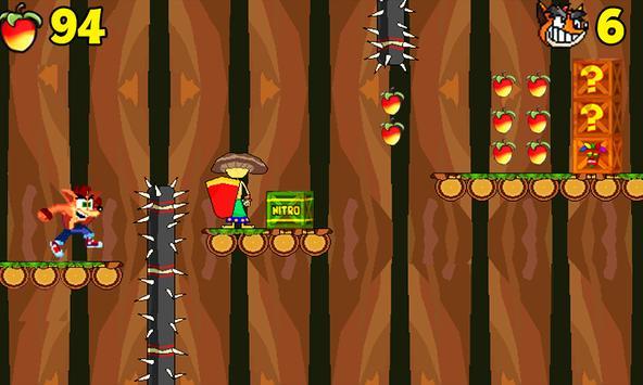 Jungle Crash Adventure Castle screenshot 3