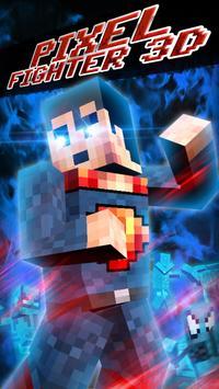 Pixel Fighter 3D apk screenshot