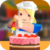 Bakery Cooking Chef Cake Maker icon