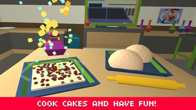 Bakery Cooking Chef Cake Maker apk screenshot
