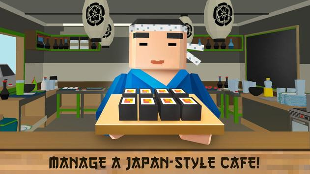 Sushi Chef: Cooking Simulator poster