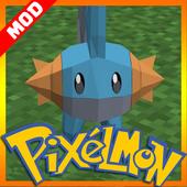 Pixelmon MCPE Mod icon