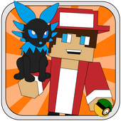 Pixelmon Craft Go: Trainer Battle icon