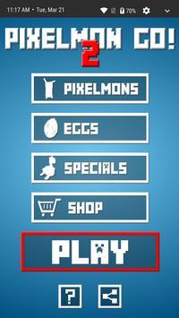 Pocket Pixelmon GO! 2 screenshot 3
