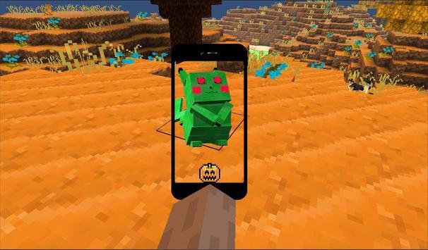Pixelmon Craft: Halloween WeeKend Go MCPE apk screenshot