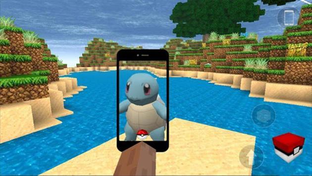 Pixelmon Craft: Go Pocket MCPE screenshot 8
