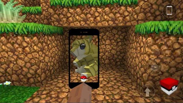 Pixelmon Craft: Go Pocket MCPE screenshot 11