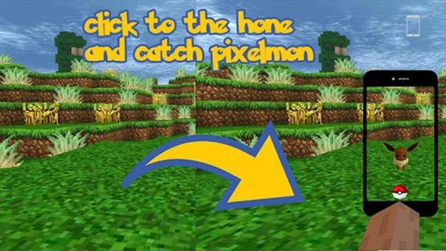 Pixelmon Craft: Go Pocket MCPE screenshot 2