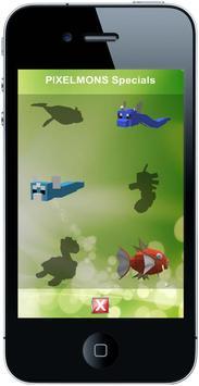 Pocket Pixelmon Go! 2 screenshot 5