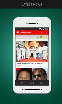 Captain Vijayakant apk screenshot
