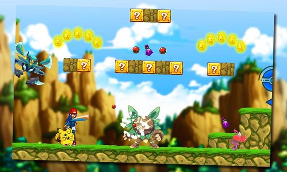 Pixel Hunt Monster apk screenshot