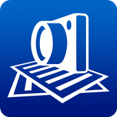SharpScan: rapid multipage PDF document scanner icon