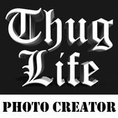 Thug Life Photo Maker 2018 icon