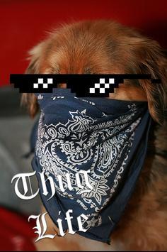 Thug Life Photo Maker 2018 apk screenshot