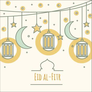 Eid Al Fitr Greeting Cards apk screenshot