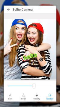 Selfie Beauty - Selfie Camera Editor,Text Editor screenshot 3