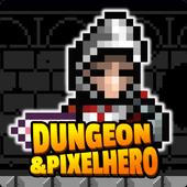 Dungeon n Pixel Hero - Retro RPG icon