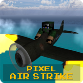 Pixel Air Shooter icon