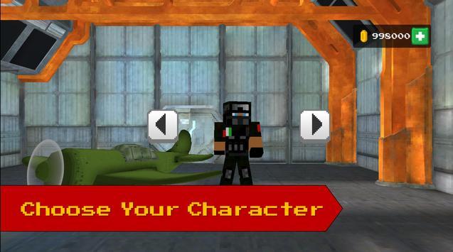 Pixel Air Shooter screenshot 1