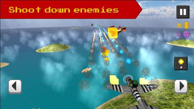Pixel Air Shooter screenshot 8