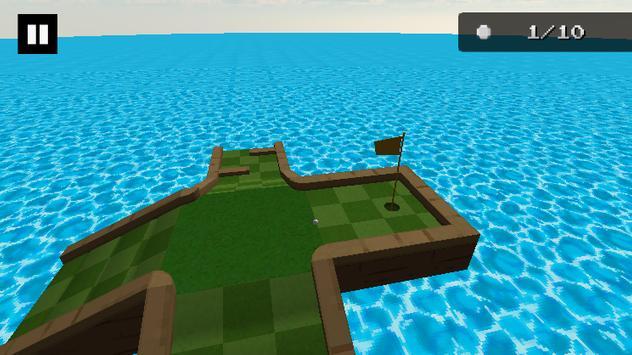 Pixel Golf - Mini Premium apk screenshot