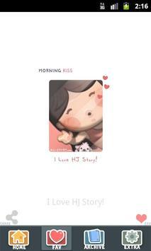 HJ Story Messages of Love apk screenshot