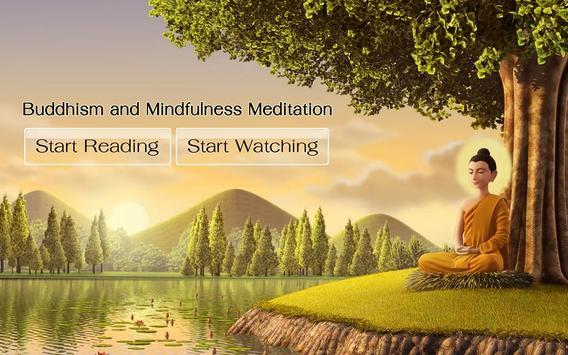 Buddhism and Mindfulness poster