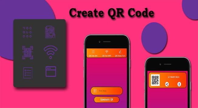 QR Code Reader | Barcode Scanner screenshot 1