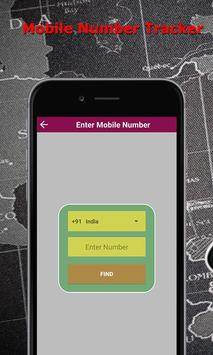 Mobile Number Location Track | Mobile Location apk screenshot