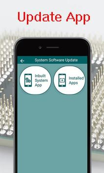 Software Update : Mobile Apps Update screenshot 1