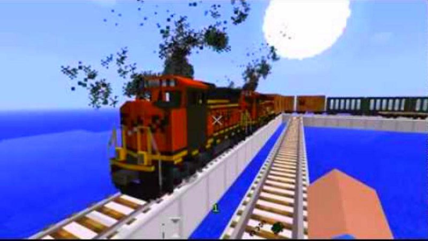 Tips Minecraft Train Mod APKDownload Kostenlos Geduldsspiele - Minecraft zug spiele