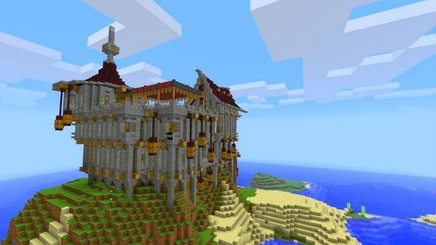 Tips Minecraft: Castle Mod screenshot 2