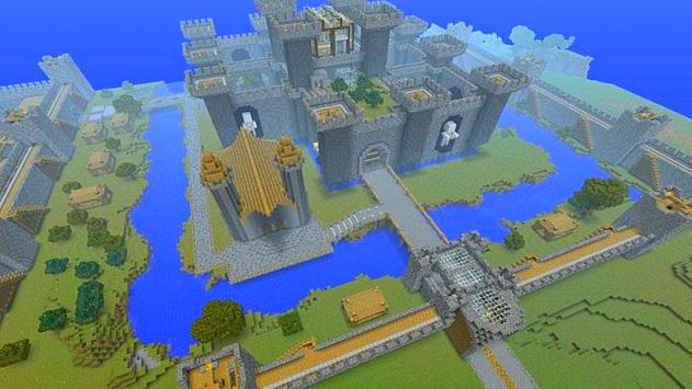 Tips Minecraft: Castle Mod screenshot 3