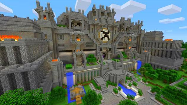 Tips Minecraft: Castle Mod screenshot 4