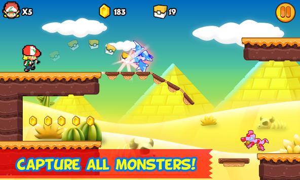 Adventure Pocket Pixelmon Go screenshot 4