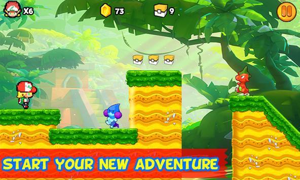 Adventure Pocket Pixelmon Go poster