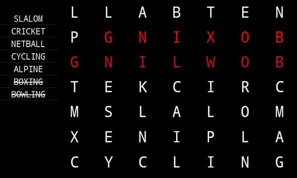 Word Match apk screenshot