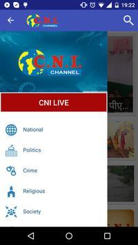 CNI Channel poster