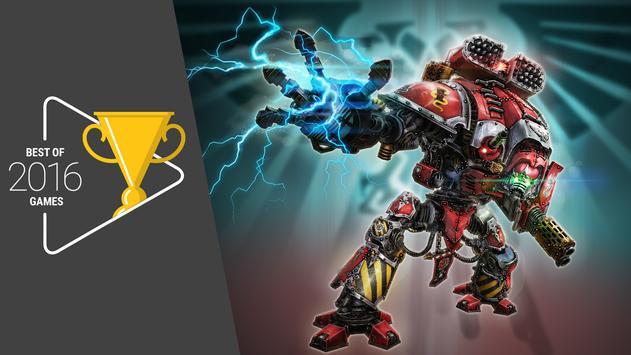 Warhammer 40,000: Freeblade poster