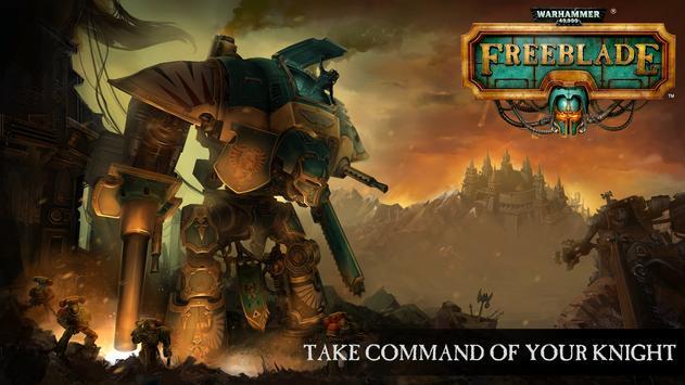 Warhammer 40,000: Freeblade apk screenshot